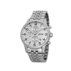 Hugo Boss 1512445 – Reloj analógico de caballero de cuarzo con correa
