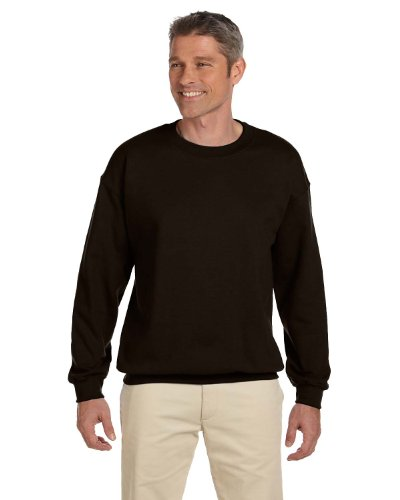 Broken Herz-Symbol auf American Apparel Fine Jersey Shirt Schokolade dunkel
