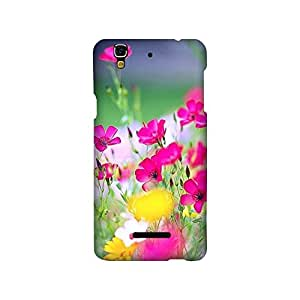 Yashas High Quality Designer Printed Case & Cover for YU Yureka plus (Art Pattern)