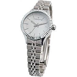 HOOPS Uhren Luxury Damen Uhrzeit Weiss - 2560l-08