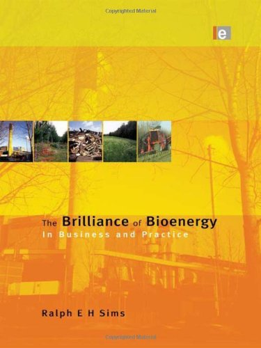 The Brilliance of Bioenergy: In Business and In Practice by Ralph E H Sims (2002-02-01)