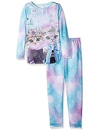 The Childrens Place Niñas Parte superior de pijama