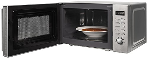 Russell Hobbs RHM2094SS 20L Digital 800w Solo Microwave Stainless Steel
