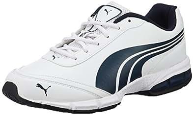 Puma Men's Roadstar XT DP White Running Shoes - 7 UK/India (40.5 EU)