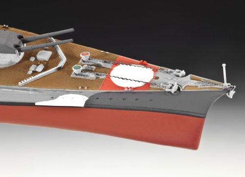 Imagen 5 de Revell 05098 Bismarck - Acorazado a escala [Importado de Alemania]