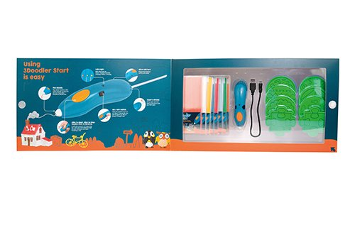 3 Doodler 62112 - Start Pack Super Mega Set - 3