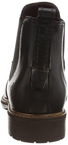 Marc O'Polo - Chelsea Boot, Stivaletti Donna Nero (Schwarz (990 black))