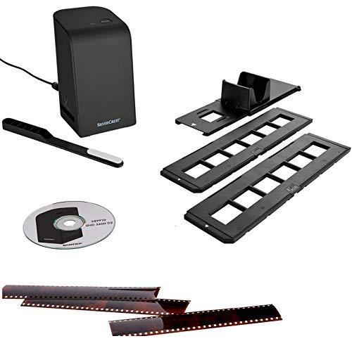 Dia Foto Negativ Film Scanner Diascanner Negativscanner Photo Mit hochauflösendem CMOS-Sensor -