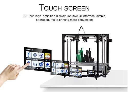 FLSUN 3D – Cube (Touchscreen Version) (F2) - 5