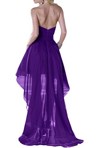 Ivydressing - Robe - Trapèze - Femme Violet