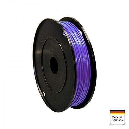 AMPIRE Installationskabel violett 1mm², 120m Rolle, Kupfer