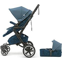Concord Neo Plus Baby Set - Sistema modular neo plus + scout, Color Peacock Blue