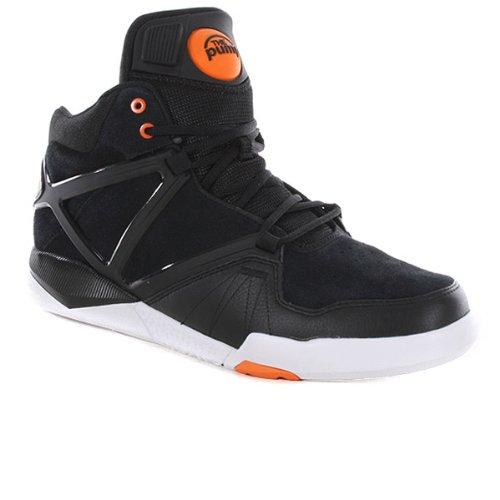 Reebok Herren Basketballschuhe schwarz/weiß