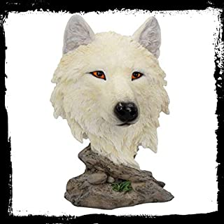 Nemesis Now Snow Searcher Wolf Bust 16cm Alator Giftware