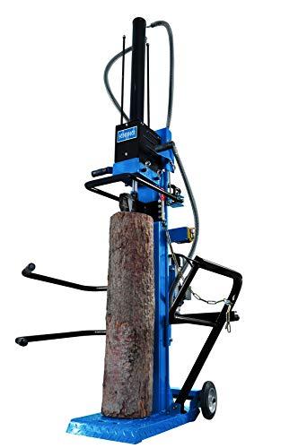 Scheppach HL1020 Hydraulikspalter Meterholzspalter bis 1060 mm | 10 Tonnen Spaltkraft 10t | Brennholzspalter 230V | Holzspalter stehend 3700 W