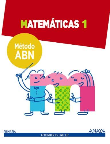 Matemáticas 1 método abn