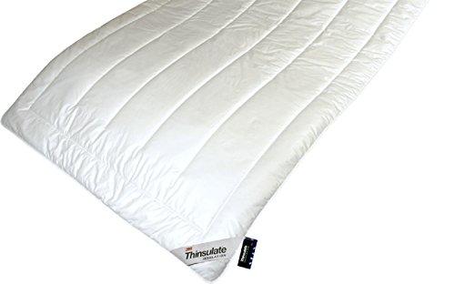 Garanta Thinsulate Ultra Leicht Sommerdecke Bettdecke - extra leichter Schlafgenuss (155 x 220 cm) thumbnail