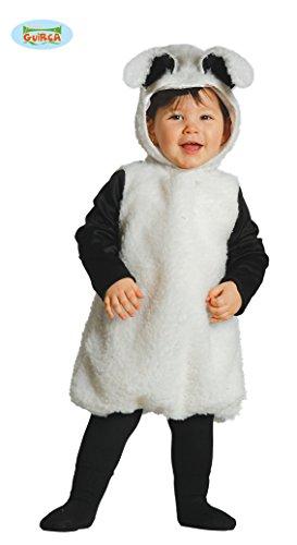 Babykostüm Schaf Lamm Schafskostüm Kostüm für Kinder Tierkostüm Gr. 74-92, Größe:86/92