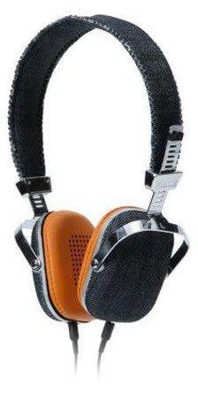 Frends 010887 Kabelgebundene Kopfhörer, weiß/roségold
