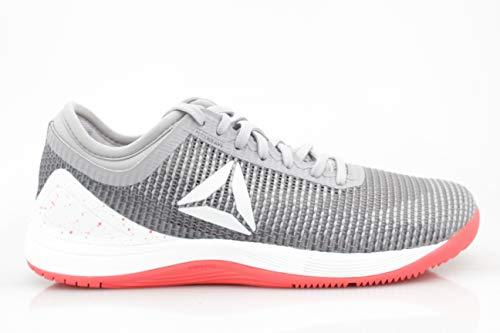 caeb193fa Reebok R Crossfit Nano 8.0, Zapatillas de Deporte Interior para Mujer,  (Shark/