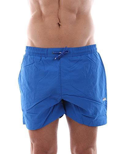 Fila 687121 Owen Short Traje de baño mar y Piscina Hombre Blue S