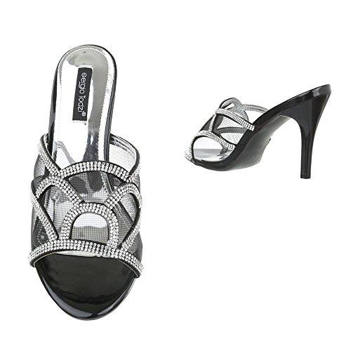 Ital-Design - Jazz & moderno Donna Nero