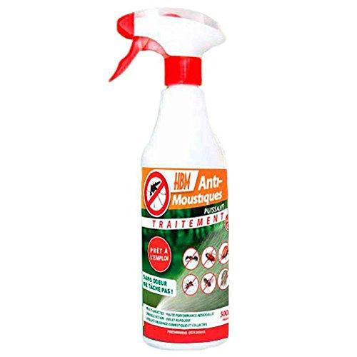 Spray pulvérisation multi insectes 500ml