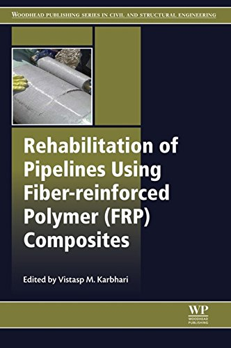 Rehabilitation of Pipelines Using Fiber-reinforced Polymer (FRP) Composites (Woodhead Publishing Series in Civil and Structural Engineeri) (English Edition) -