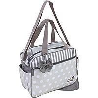 Bolsa para bebé GMMH, 2 piezas, cambiador, bolsa para pañales, bolsa para bebé, varios colores
