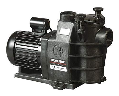 Hayward - sp1806xe81 - Pompe à filtration 0,5 cv, 8m3/h mono max flo