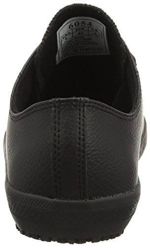 Shoes for Crews Old School Low Rider Ii, Pantofole Uomo Nero (Black)