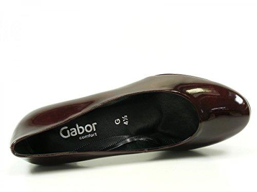 Gabor Shoes 52.190 Damen Geschlossene pumps Rot