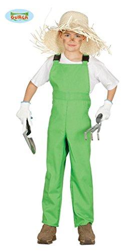 Imagen de disfraz de mono trabajo verde granjero