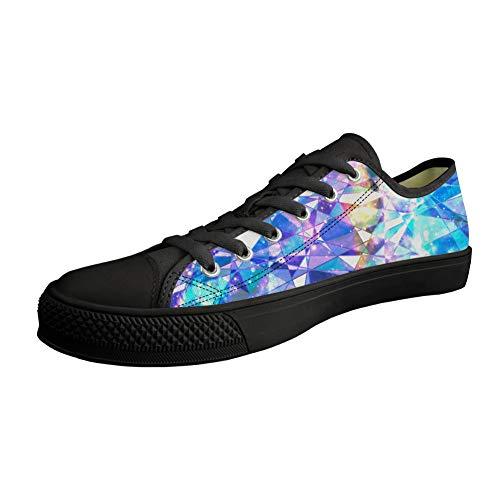 9bd983870 MODEGA 2019 Sencilla Zapato De Lona Simples Zapatos Superiores Bajos Niñas  Zapatos Frescos para Las Mujeres