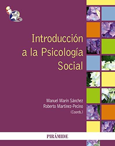 Introducción a la Psicología Social por Manuel Marín Sánchez