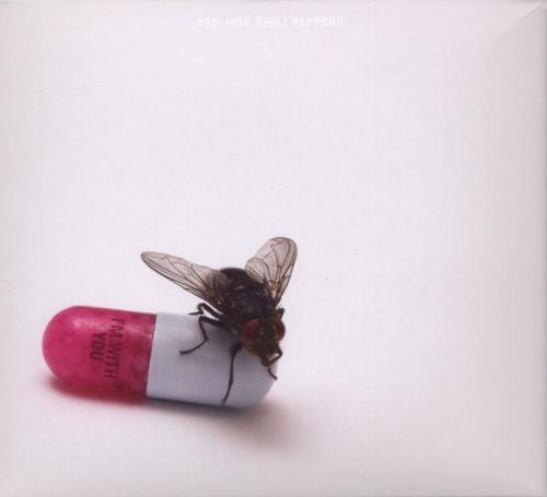 I'm With You (Large T-shirt Included) by Red Hot Chili Peppers (2011-08-25)