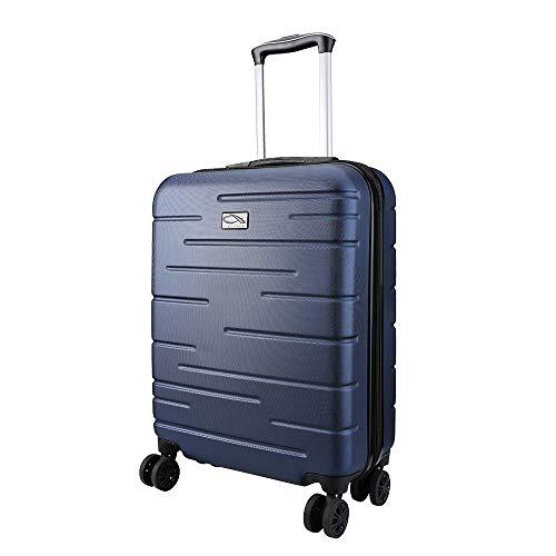 CX Luggage Zaino da viaggio Espandibile Cabin Size - 55x40x20 arriva fino a 55x40x25 - Valigia Bagaglio a mano adatto per le maggiori compagnie aeree!