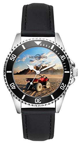Geschenk für Quad Fans Fahrer Kiesenberg Uhr L-2552