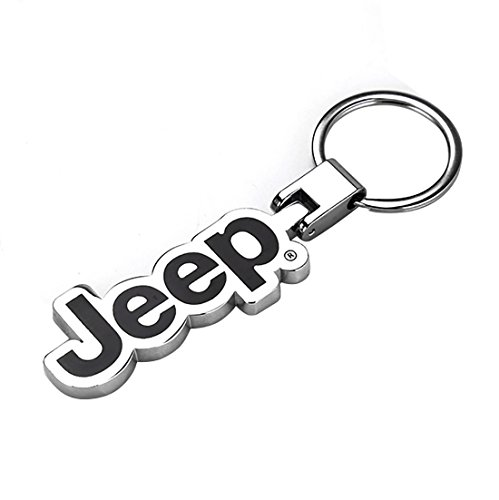 toppower-3d-jeep-keyring-keychain-stainless-steel-super-thick-polished-black