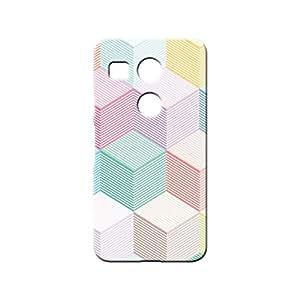 BLUEDIO Designer 3D Printed Back case cover for LG Nexus 5X - G6943