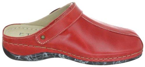 Florett Damen Clogs Rot (rot/01)