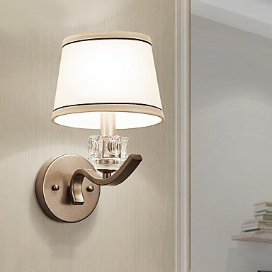 YYHAOGE Protection Des Yeux Pour La Chambre Simple Paroi Métallique Lumière 220V 40W