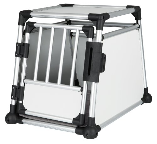 Trixie 39341 Transportbox, Aluminium, 55 x 62 x 78 cm