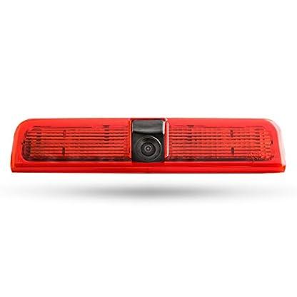 Carmedien-Bremslicht-Rckfahrkamera-fr-Caddy-in-3-Bremsleuchte-zum-nachrsten