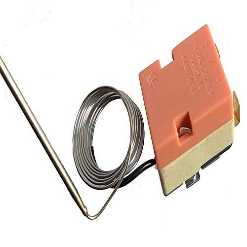 Beko Flavel Milano Bush Elektrischer Ventilator Backofen Thermostat Temperaturkontrollsensor -