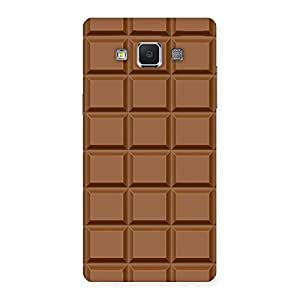 Classic Chocolate Back Case Cover for Samsung Galaxy A5