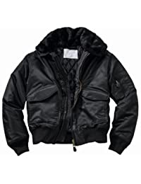 Surplus MA-2 Flight Veste Noir