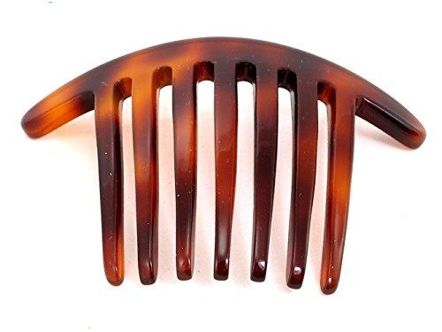 Peigne à Cheveux Twist français- 7.8 cm | Fabriquée à la main en France