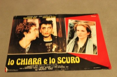 Io, chiara e lo scuro. Con Francesco Nuti e Giuliana De Sio.