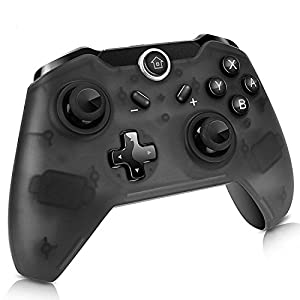 Maegoo Controller für Nintendo Switch, Nintendo Switch Controller Wireless Gamepad Joystick für Switch mit Gyro Axis Dual Shock Vibration Wireless Gamepad für Nintendo Switch